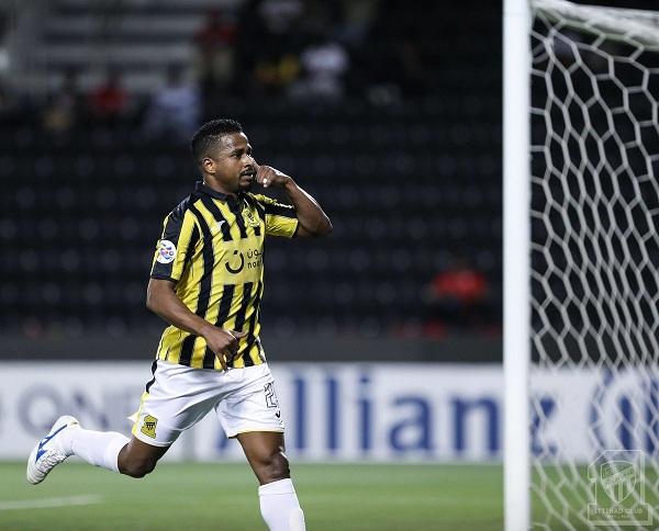الشمراني أفضل لاعب في مباراة الاتحاد والريان القطري