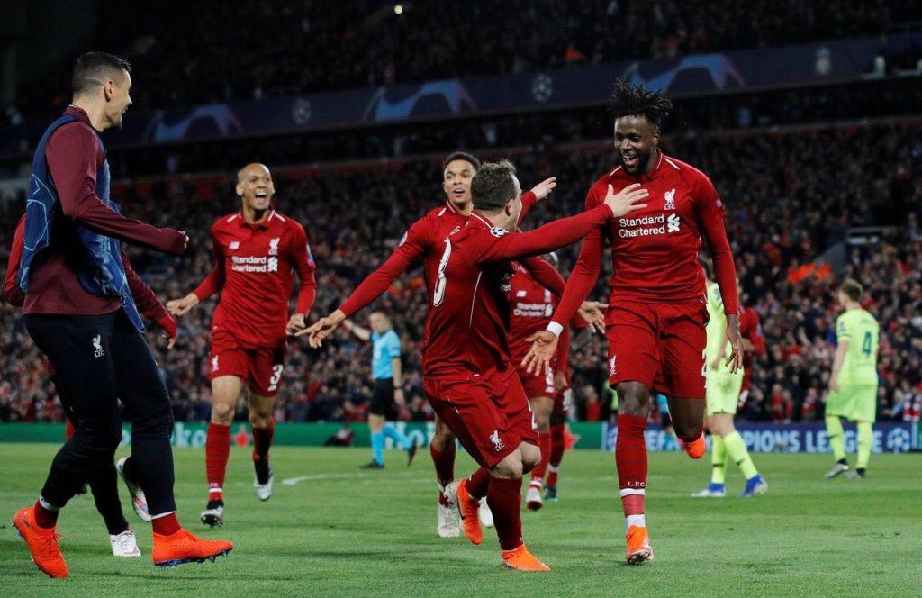 ليفربول ينهي أحلام برشلونة ويبلغ نهائي أبطال أوروبا