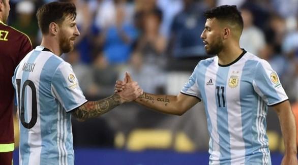 عودة غريزة أغويرو التهديفية تمنح الأمل للأرجنتين