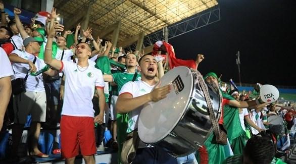 الاتحاد الإفريقي يعاقب منتخب الجزائر لهذا السبب