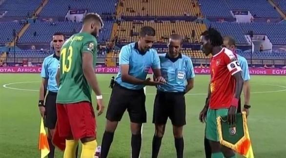 منتخب الكاميرون يضرب غينيا بيساو بثنائية