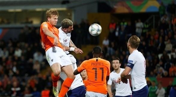 هولندا تُطيح انجلترا وتواجه البرتغال