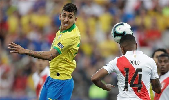 البرازيل تتأهل إلى دور الـ 8 من بطولة كوبا أمريكا