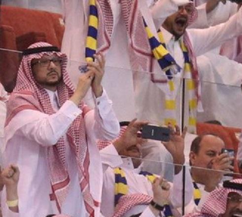 فيصل بن تركي : كنت أتمنى إستمرار سعود آل سويلم