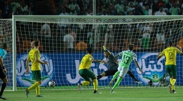 نيجيريا تخطف جنوب أفريقيا في الوقت القاتل