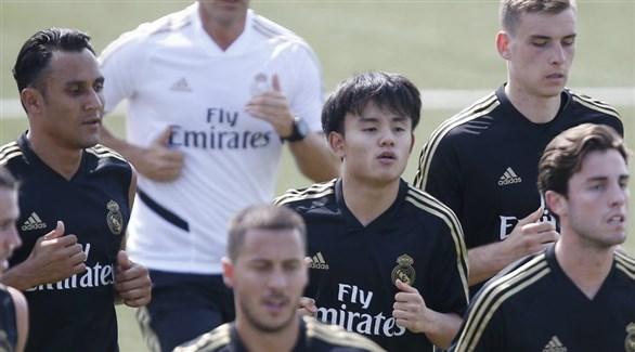 ريال مدريد يتعاقد مع شقيق نجمه الياباني كوبو