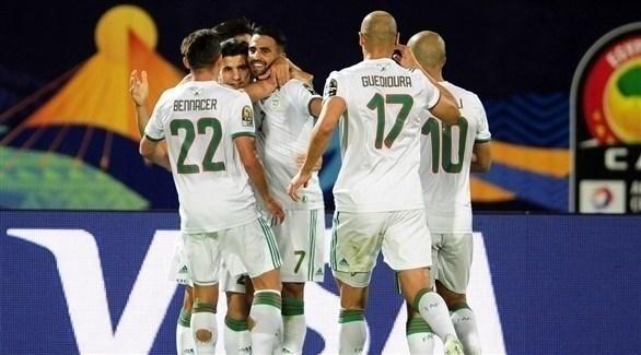الجزائر شباك غينيا بثلاثية أفريقيا