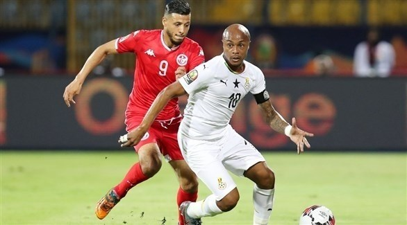 تونس تقصي غانا وتحجز مقعدها
