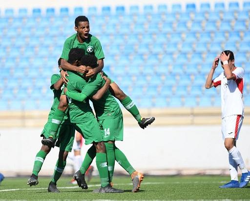 المنتخب السعودي للناشئين بطلا لغرب