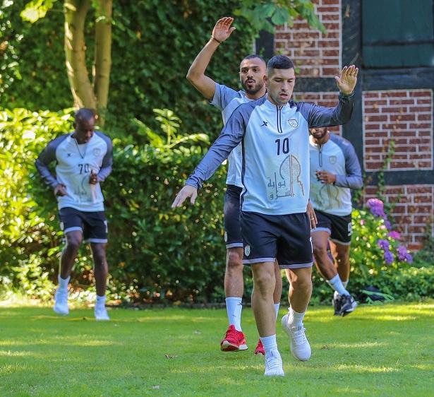 الشباب يعاود تدريباته بعد ودية دوسلدورف