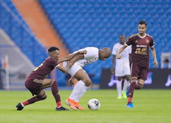 لاعبو الشباب : سوء الحظ سبب التعادل أمام الفيصلي