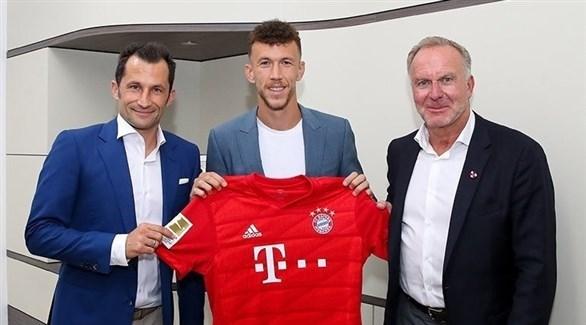 بايرن ميونيخ يتعاقد رسمياً مع بيريشيتش
