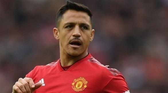 سانشيز يقترب من الرحيل عن مانشستر يونايتد