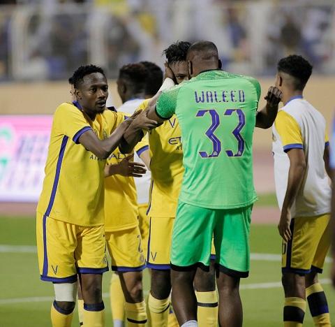 عوض خميس : لقب الدوري الثاني على التوالي هو هدف النصر