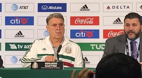 هذا ما قاله مارتينو بعد خسارة المكسيك أمام الأرجنتين