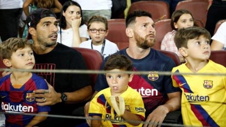 غياب ميسي وسواريز عن مباراة برشلونة وفالنسيا