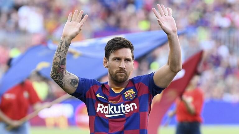 المدير التنفيذي لـ برشلونة : لا أتخيل ميسي بقميص فريق آخر