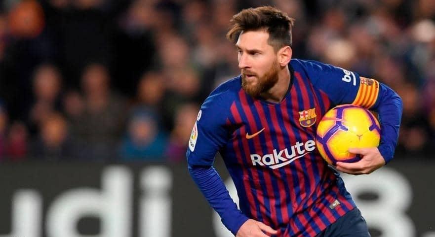 برشلونة يخطط لإبقاء ميسي مع النادي مدى الحياة