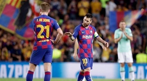 ميسي يرد على عرض برشلونة : لا أريد هذا العقد !