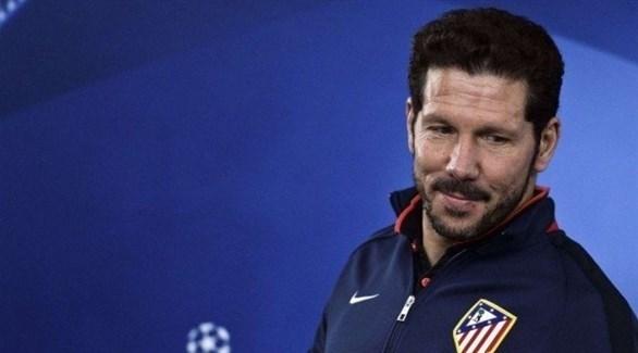 سيميوني يرد على منتقدي أسلوب أتلتيكو مدريد