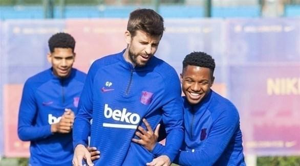 برشلونة دفع 92 مليون يورو مكافآت للاعبين