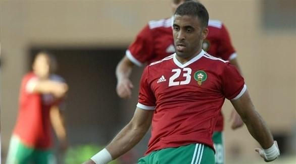 مدرب المغرب يفتح النار على مهاجم النصر !
