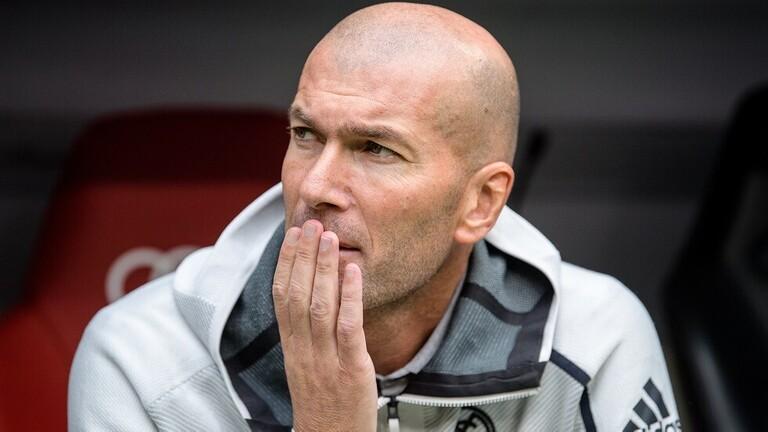زيدان يحدد مصير فينسيوس مع ريال مدريد
