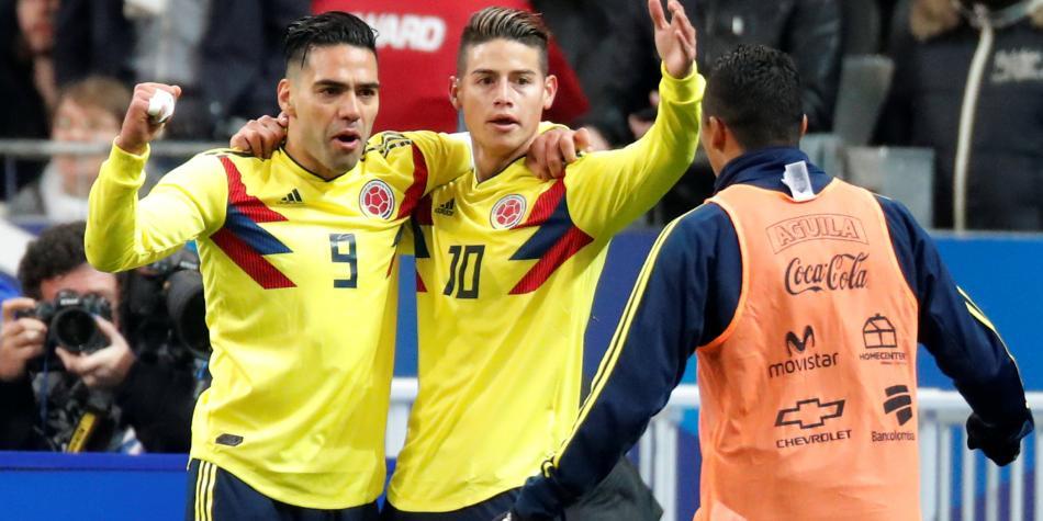 كولومبيا تتخلى عن نجومها قبل مواجهة تشيلي والجزائر