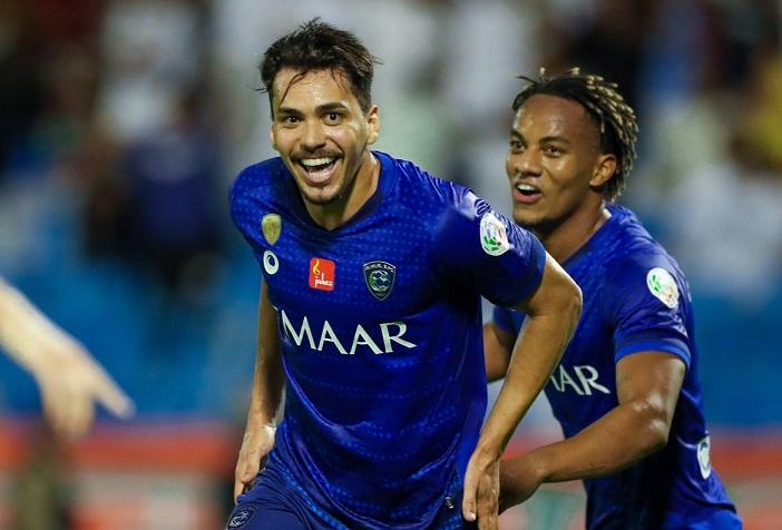 الهلال يعلن الاتفاق مع إدواردو على تمديد عقده لاستكمال بقية الموسم