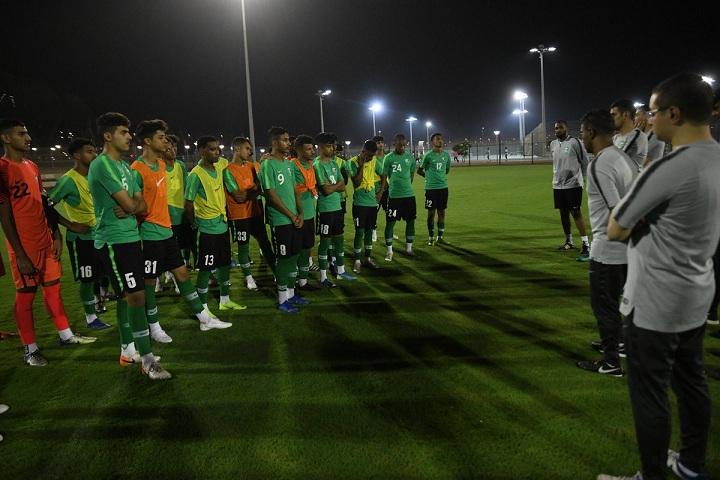 الأخضر تحت 19 يلاقي الأردن في ثاني مبارياته الودية