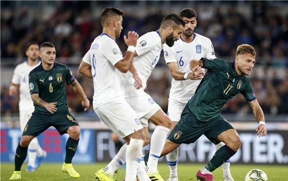 إيطاليا تتأهل لـ يورو 2020 .. والنرويج تعطل إسبانيا