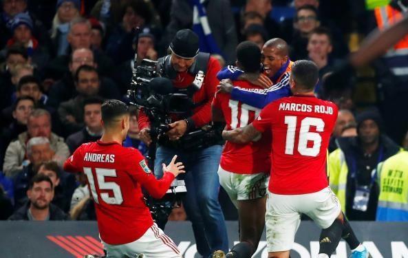 راشفورد يقود مانشستر يونايتد للفوز على تشيلسي