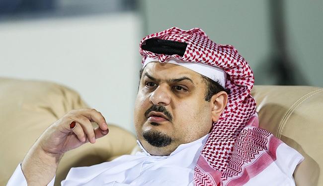 Photo of الأمير عبدالرحمن بن مساعد : هذا قمة الظلم ومهزلة المهازل من الاتحاد الآسيوي