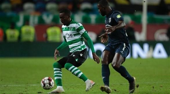 ثنائية فيتو تعيد الإتزان لسبورتنغ لشبونة في الدوري البرتغالي