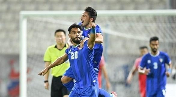 الكويت تبحث عن فوز كبير على تايوان في التصفيات الآسيوية