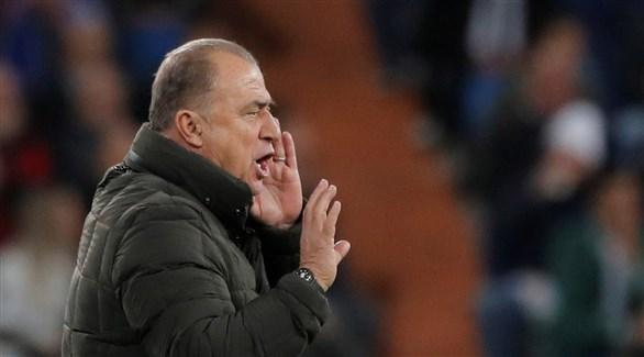 مدرب غلطة سراي : فريقي المقاتل اختفى أمام ريال مدريد !