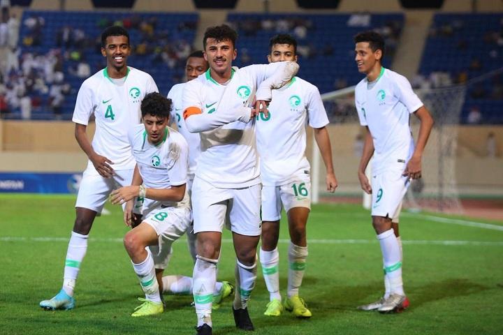 المنتخب السعودي تحت 19 يتأهل إلى كأس آسيا 2020