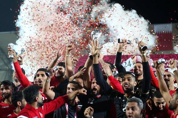 البحرين بطلاً لـ خليجي 24 بالفوز على الأخضر السعودي