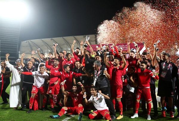 رئيس الاتحاد الآسيوي : سعادتي لا توصف بالإنجاز البحريني
