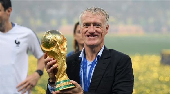 مدرب فرنسا سيدافع عن لقبه في مونديال 2022
