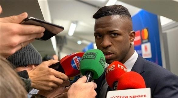 فينيسيوس يتحدث عن مستقبله مع ريال مدريد