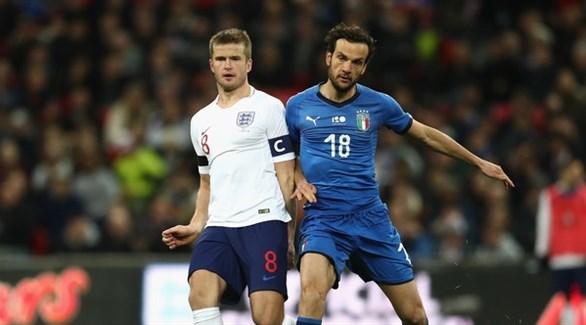 إنجلترا تواجه إيطاليا ودياً في مارس المقبل