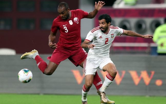 تأهل قطر لنصف نهائي خليجي 24