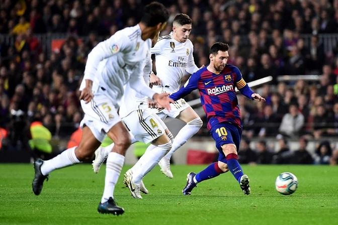 التعادل السلبي يحسم كلاسيكو برشلونة وريال مدريد