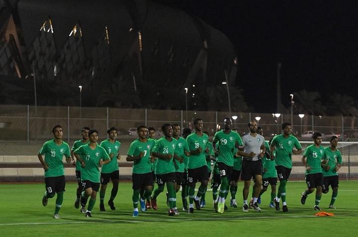 المنتخب السعودي تحت 16 عامًا يدشن تحضيراته لكأس آسيا