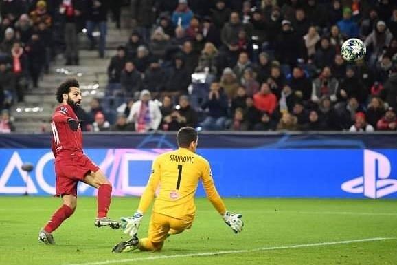 ليفربول يتأهل في دوري الأبطال بثنائية كيتا وصلاح