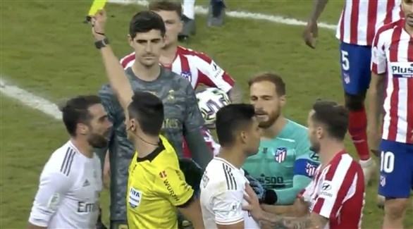 أوبلاك يكشف سبب خسارة أتلتيكو أمام ريال مدريد