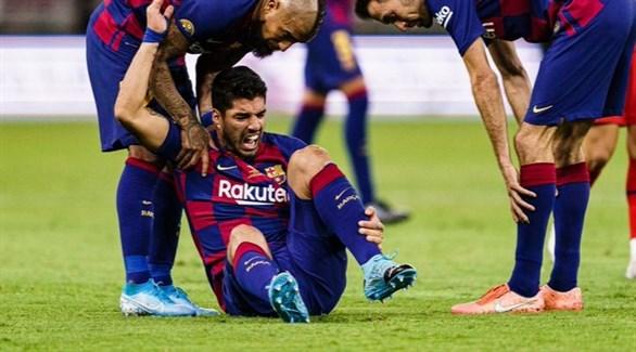 برشلونة يختار بديل سواريز لضمه في الشتوية