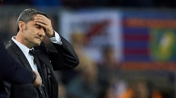 فالفيردي يغادر اجتماعه مع رئيس برشلونة في صمت