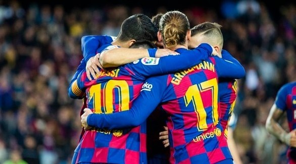 برشلونة يتفوق على ريال مدريد في أولى منافسات العقد الجديد